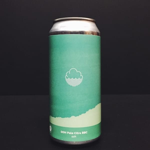 Cloudwater DDH Pale Citra BBC Manchester