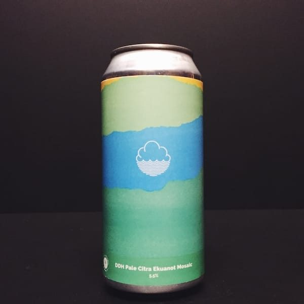 Cloudwater DDH Pale Citra Ekuanot Mosaic Manchester