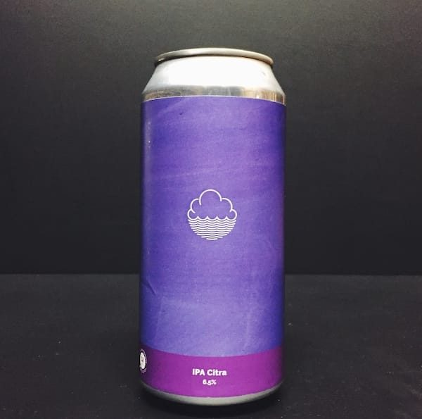 Cloudwater IPA Citra Manchester