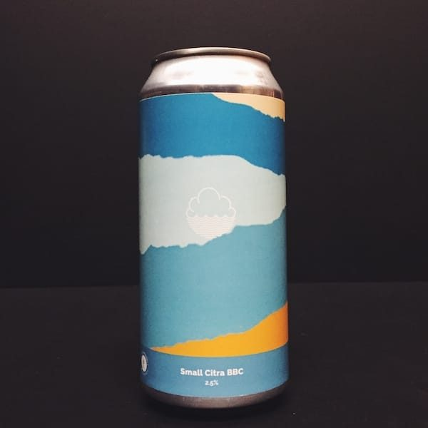 Cloudwater Small Citra BBC Pale Ale Manchester