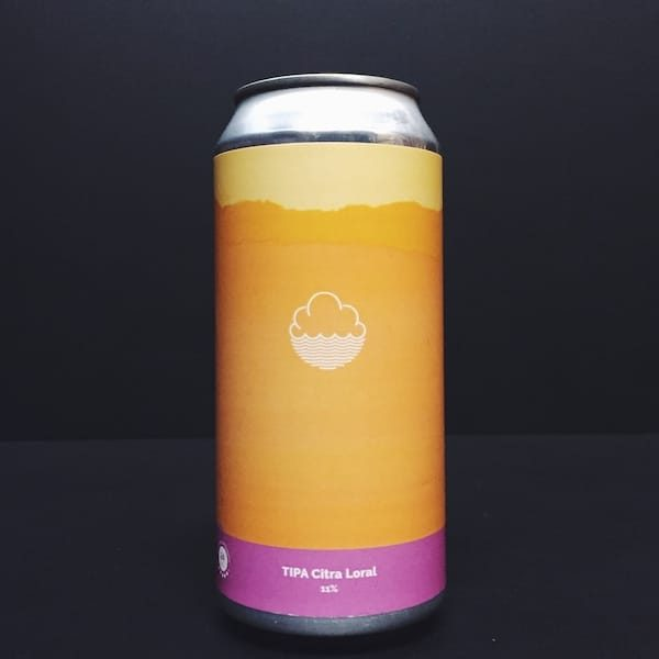 Cloudwater TIPA Citra Loral Triple IPA Manchester