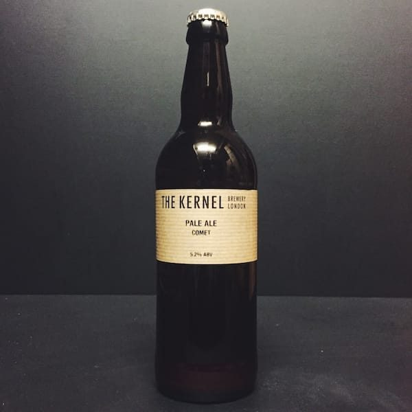 Kernel Pale Ale Comet London Vegan friendly