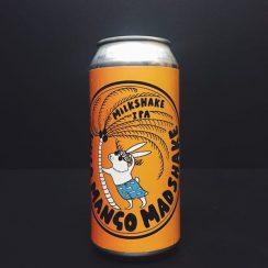Mad Hatter X Wild Weather Ales Wild Mango Madshake Milkshake IPA Collab Liverpool