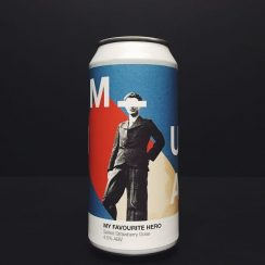 Manual My Favourite Hero Salted Strawberry Gose Scotland