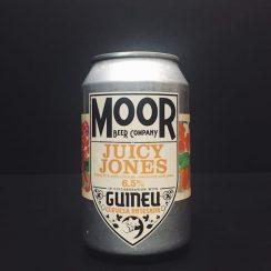 Moor Juicy Jones Fruit IPA Bristol