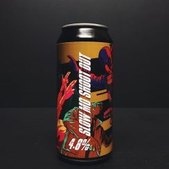 Totally Brewed Slo Mo Shoot Out NEIPA Nottingham