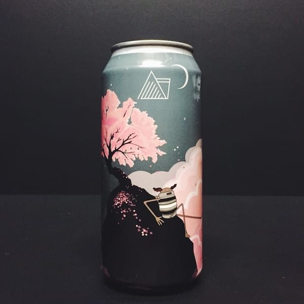 Wander Beyond Sakura Twilight Cherry & Chocolate Imperial Stout Manchester