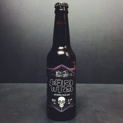 Weird Beard X 8 Wired Weird Wired Extra Pale Ale London