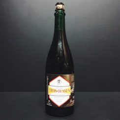 De Cam Trosbesson Redcurrant Lambic Belgium Vegan friendly.