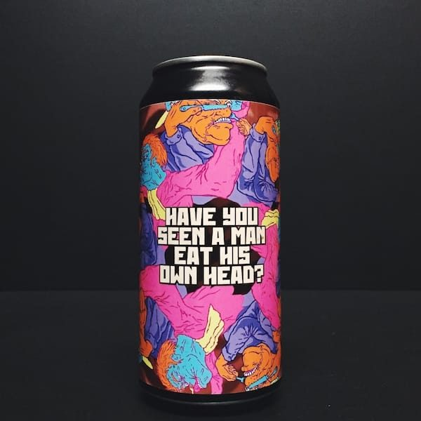 Totally Brewed Have You Seen A Man Eat His Own Head? Chocolate, Raisin and Tonka Bean Porter Nottingham