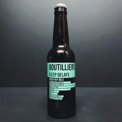 Boutilliers Sleep Delays Green Hop Mild Kent Vegan friendly.