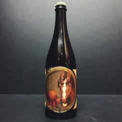 Jester King Boxer's Revenge Sour Barrel-aged Strong Ale USA Vegan friendly.