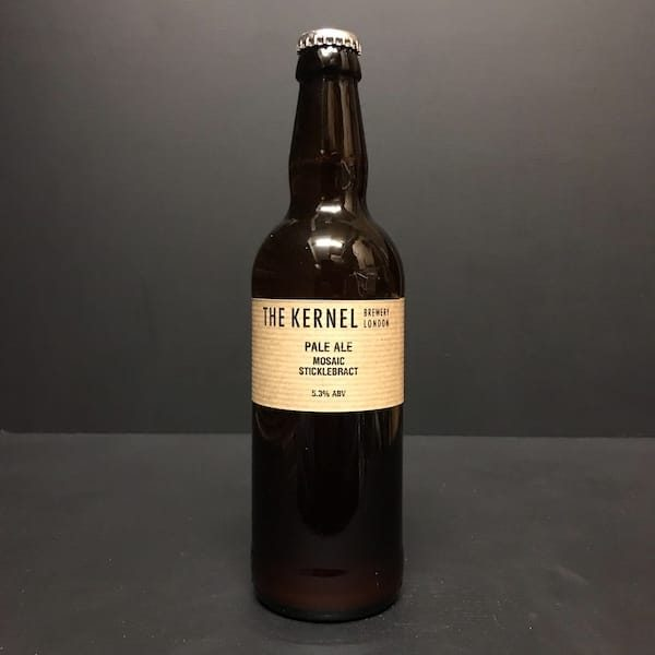 Kernel Pale Ale Mosaic Sticklebract London