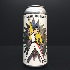 Mikkeller San Diego Freddie Murkury New England Imperial India Pale Ale USA NE Style IIPA Vegan friendly.