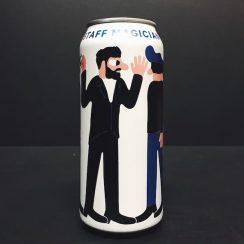 Mikkeller San Diego Staff Magician New England style Pale Ale USA Vegan friendly.
