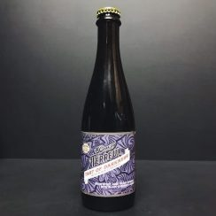 The Bruery Tart Of Darkness with Blackcurrants Sour stout aged in Oak Barrels with Blackcurrants added USA