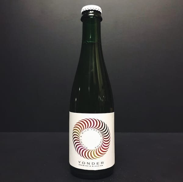 Yonder Loop: Plums & Wild French Thyme Tart Farmhouse Beer Somerset