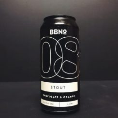 Brew By Numbers 08 Chocolate Orange Stout London