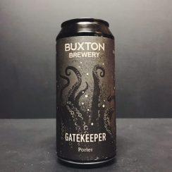 Buxton Brewery Gatekeeper Porter Derbyshire vegan friendly
