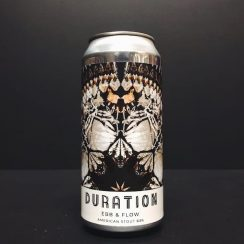 Duration Ebb and Flow American Stout Norfolk vegan friendly