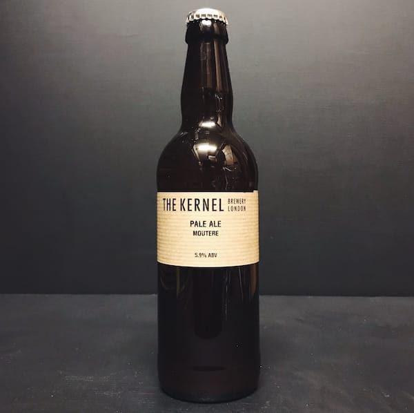 The Kernel Pale Ale Moutere London vegan friendly