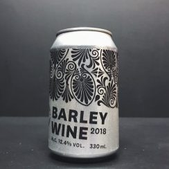 Marble Barley Wine 2018 Manchester vegan friendly