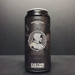 Northern Monk X Evil Twin Brewing Even More Death Imperial Stout collaboration Leeds vegan friendly