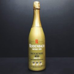 Rodenbach Vintage 2016 Flanders Red Oak Foudre aged Belgium vegan friendly
