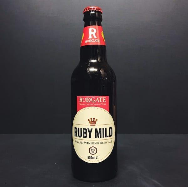 Rudgate Ruby Mild York Yorkshire