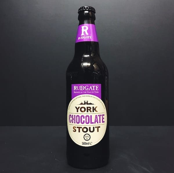 Rudgate York Chocolate Stout Yorkshire