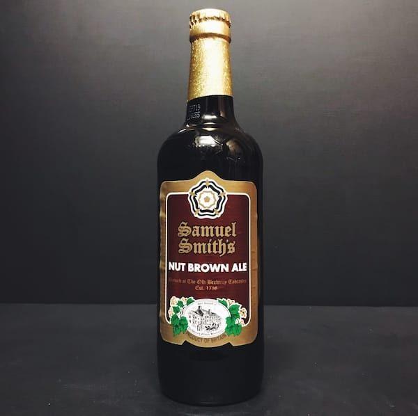 Samuel Smith's Nut Brown Ale Yorkshire vegan friendly