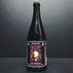 De Struise Black Damnation II Moccha Bomb Imperial Stout aged in Bourbon barrels Belgium vegan friendly