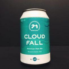 71 Brewing Cloud Fall American Pale Ale Scotland vegan friendly