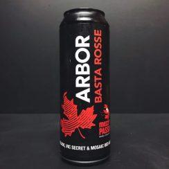 Arbor X Mezzo Passo Basta Rosse Hoppy Red Ale Bristol vegan friendly