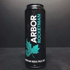 Arbor Ales Rocketman American India Pale Ale Bristol vegan friendly