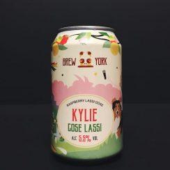 Brew York Kylie Gose Lassi Raspberry Lassi Gose York