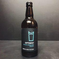 Bristol Beer Factory Optimist Mosaic Pale Ale