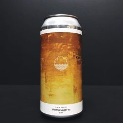 Cloudwater A-W 18 One-Off Vienna Lager v2 Manchester vegan friendly