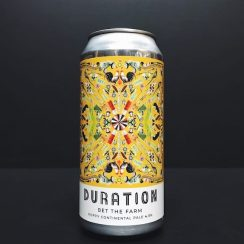 Duration Bet The Farm Hoppy Continental Pale Ale Norfolk vegan friendly