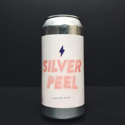Garage Beer Co. Silver Peel Berliner Weisse with Red Fruits Barcelona Spain vegan friendly