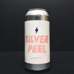 Garage Beer Co. Silver Peel Berliner Weisse with Red Fruits Barcelona Spain vegan friendly