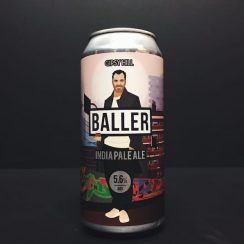 Gipsy Hill Baller IPA India Pale Ale London Vegan friendly