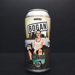 Gipsy Hill Bogan Pale Ale London Vegan friendly
