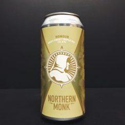 Northern Monk Honour West Coast Triple IPA India Pale Ale TIPA Leeds vegan friendly