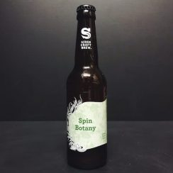 Siren Craft Brew Spin Botany Gin and Tonic Gose Berkshire vegan friendly
