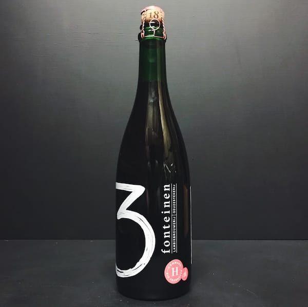 3 Fonteinen Hommage Bio Frambozen (season 17|18) Blend No. 60 Lambic Belgian Belgium Framboise Raspberry Raspberries