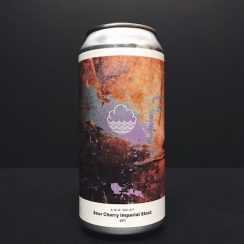 Cloudwater A-W18 One-Off Sour Cherry Imperial Stout Manchester vegan friendly
