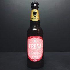 Thornbridge X Fourpure Fresa Strawberry Milkshake IPA Derbyshire collaboration