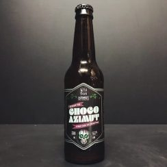 Weird Beard I Scream For Choco Azimut Mint Choc Ice Cream Pale Collab Collaboration London