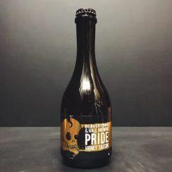 Beavertown Pride Tempus Project Honey Saison collaboration Hale Brewing London